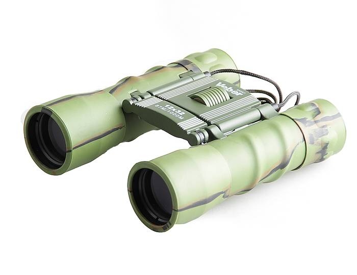Бинокль Veber Sport БН 12x32 камуфлированный, арт. 11013