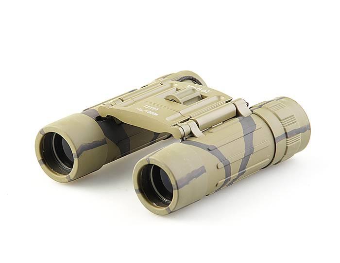 Бинокль Veber Sport БН 12x25 камуфлированный, арт. 11010