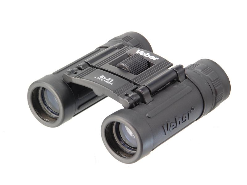 Бинокль Veber Sport БН 8x21 черный, арт. 11004