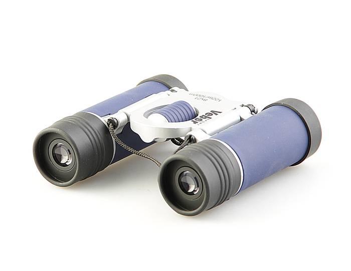 Бинокль Veber Sport New БН 8x21 черный/синий/серебристый, арт. 11002