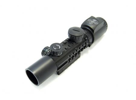 Оптический прицел Combat 2-6x28 EGTZ