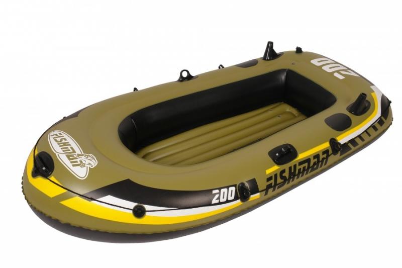 Лодка надувная JILONG FISHMAN 200 SET, арт. JL007207-1N