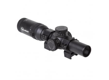 Оптический прицел FIREFIELD 1-6x24 1st Focal Plane Illuminated Riflescope MilDot (FF13022)