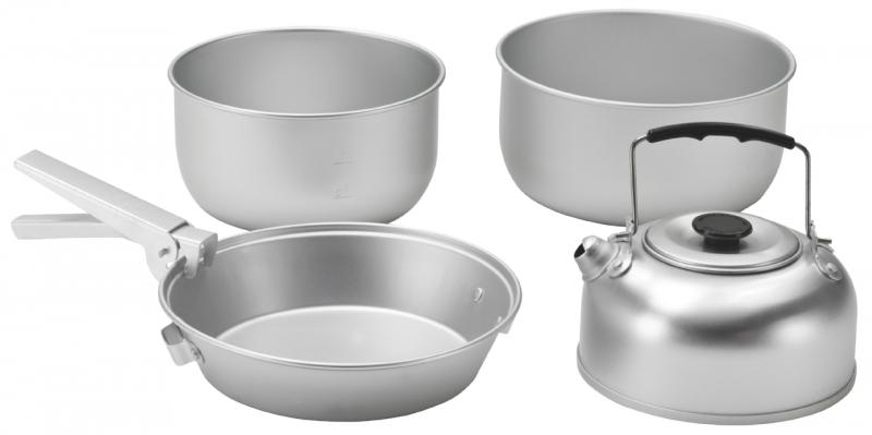 Набор посуды EASY CAMP