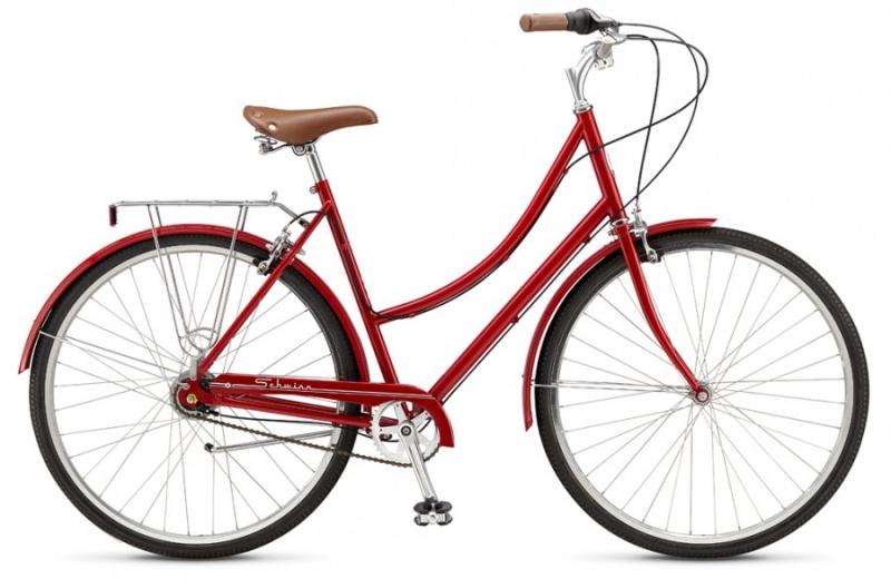 Велосипед SCHWINN Allston 1 Red (2016)
