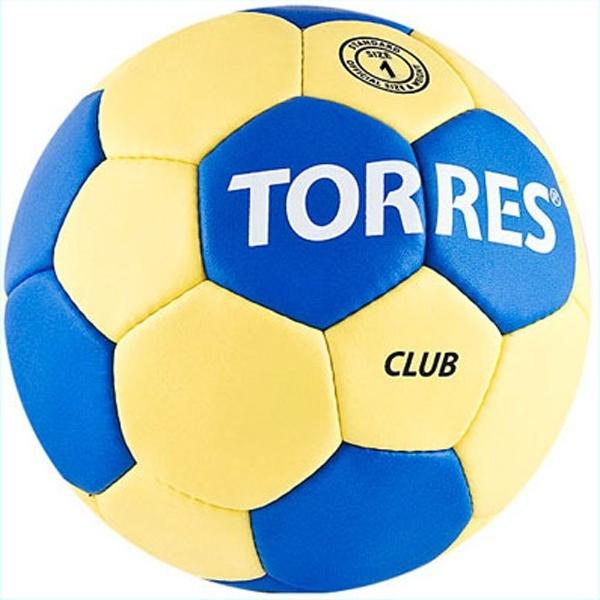 Мяч гандбольный Torres Club (3)