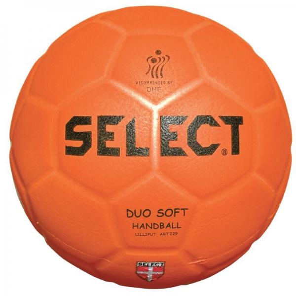 Мяч гандбольный пляжный Select Duo Soft Beach (3)
