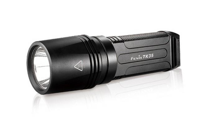 Универсальный поисковый сверхмощный тактический карманный фонарь Fenix TK35 Cree XM-L2 (U2) LED