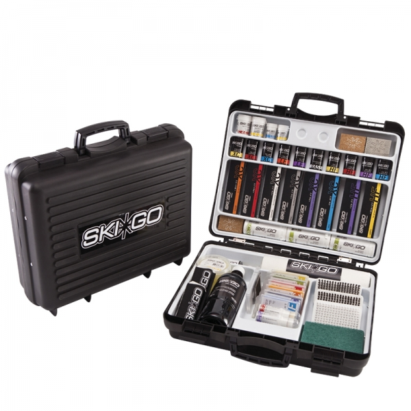 Чемодан SkiGO для мазей, большой, пустой