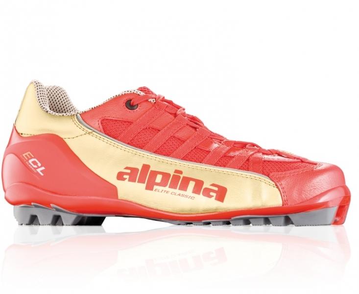 Классические ботинки Alpina ECL Summer для лыжероллеров