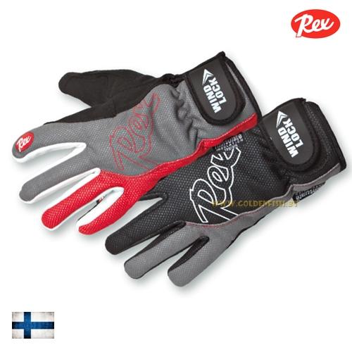 Перчатки REX Windlock Touring Red