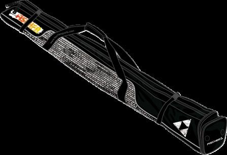 Чехол для горных лыж Fischer Alpine на 1 пару 175/190