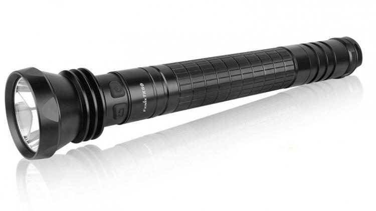 Универсальный поисковый сверхмощный фонарь Fenix TK60 Cree XM-L LED