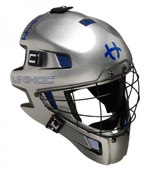 Шлем вратарский Unihoc Summit 44
