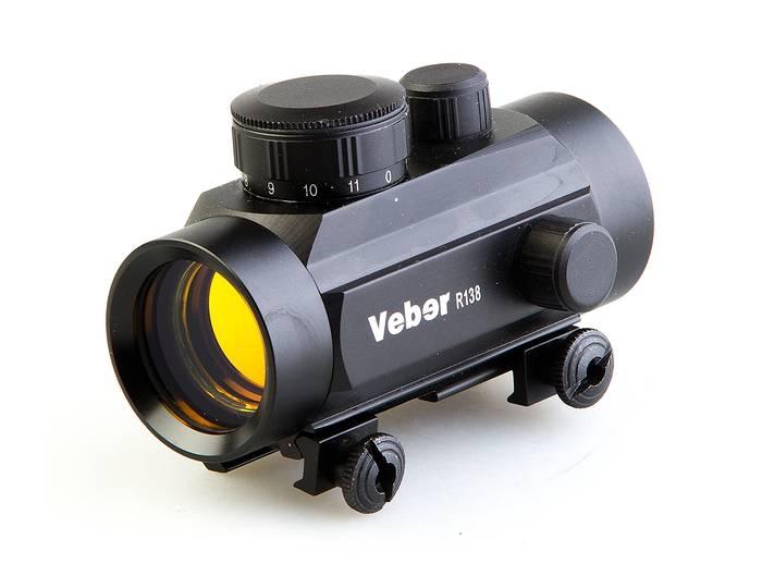 Прицел охотничий коллиматорный Veber R 138, арт. 21520