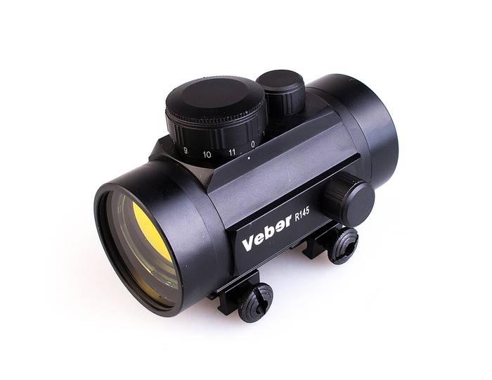 Прицел охотничий коллиматорный Veber R 145, арт. 21521