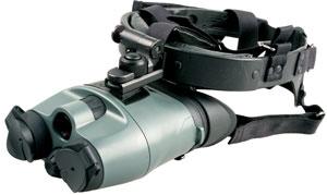 Очки ночного видения Yukon HB Tracker 1x24 Goggles (25025)