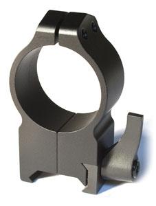 крепления Warne Maxima 30мм PA, очень высок, матовое, кольца 216M