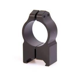 крепления Warne Maxima 1 PA, высокое, матовое, кольца 202М