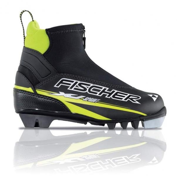 Ботинки лыжные FISCHER XJ SPRINT 13-14