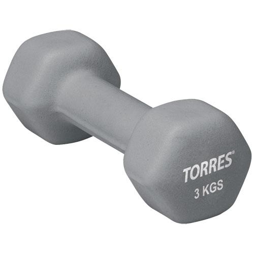 Гантели TORRES 3 кг