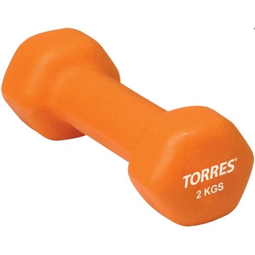 Гантели TORRES 2 кг