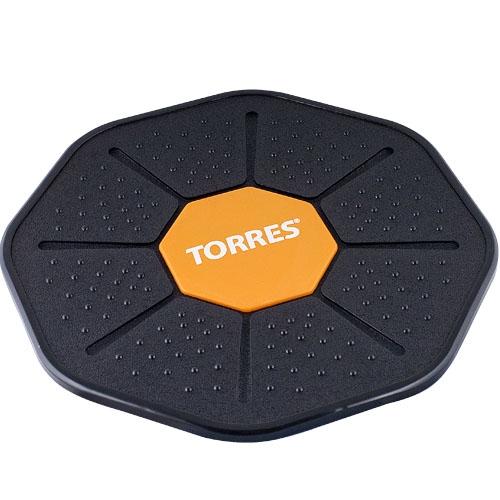Балансирующий диск TORRES черный