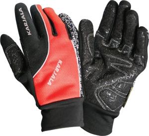 Перчатки KARJALA гоночные на манжете, Aero/Tex