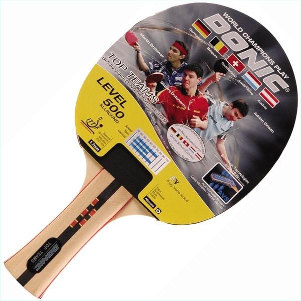 Ракетка для настольного тенниса Donic TOP Teams 500, арт. 725043