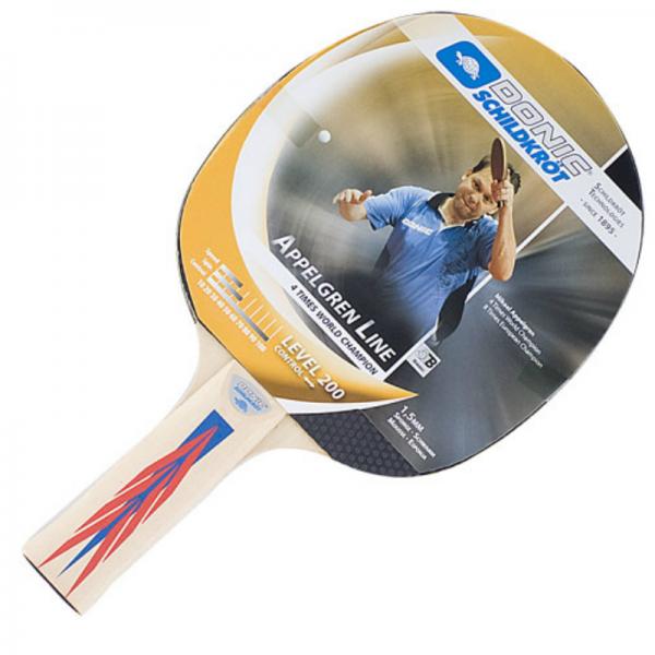 Ракетка для настольного тенниса Donic Appelgren 200, арт. 703009