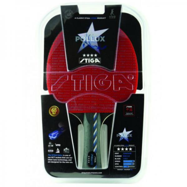 Ракетка для настольного тенниса Stiga Pollux 4****, арт. 1442-01
