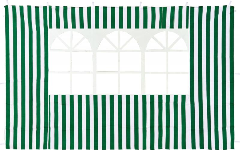 Стенка Green Glade 4110 зеленая с окном