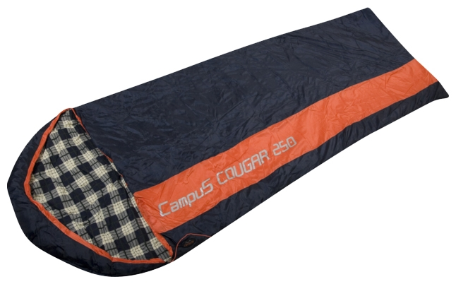 Спальный мешок Campus Cougar 250