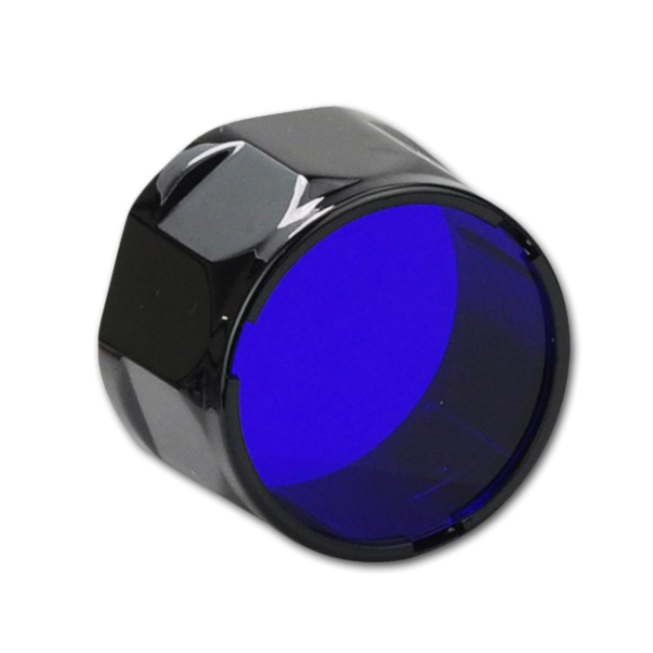 Фильтр для тактических фонарей Fenix TK синий
