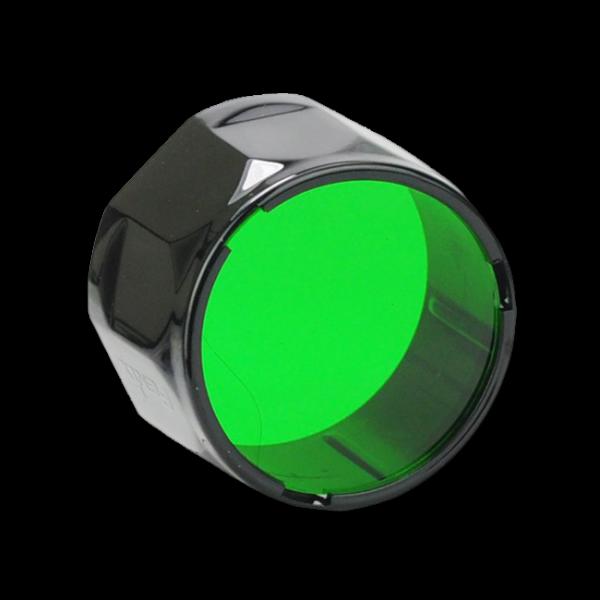 Фильтр для тактических фонарей Fenix TK зеленый