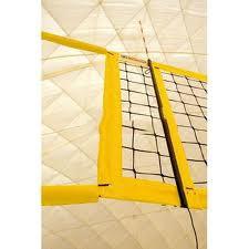 Карманы для антенн сеток пляжного волейбола KV.REZAC на завязках