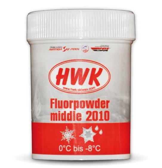 Порошок HWK Fluorpowder middle 2010 0/-8 C