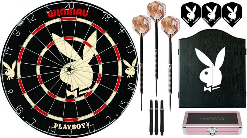 Комплект для игры в Дартс Winmau Playboy