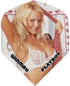 Оперения Winmau Playboy, арт. 6900.174