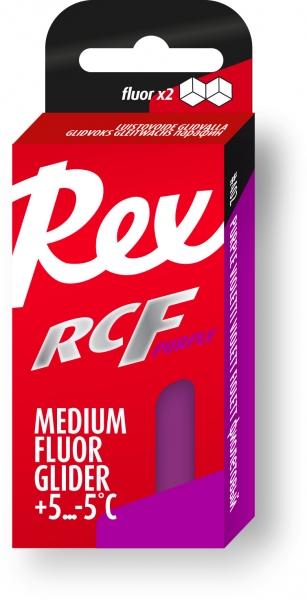Парафин с содержанием фтора Rex RCF Purple (фиолетовый) +3…-5°C