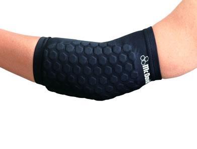 Универсальная защита на колени/локти/голень McDavid HexPad Knee/Elbow/Snin Pads (пара)