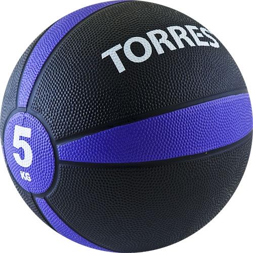 Медицинбол Torres 5 кг