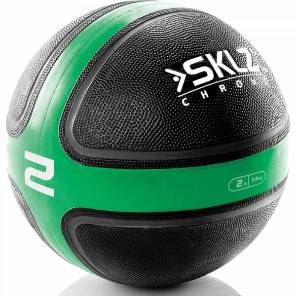 Тренировочный мяч (медицинбол) SKLZ Medicine 0.9 кг, арт. CRM-MB02-02