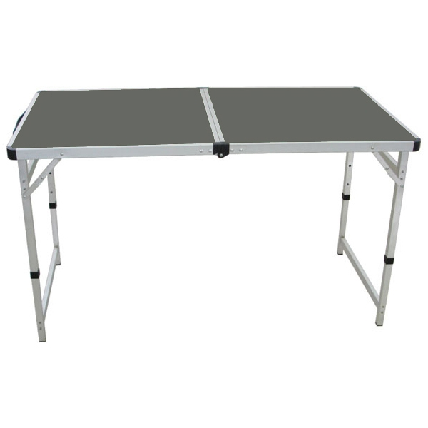 Стол складной Camping World Funny Table Grey