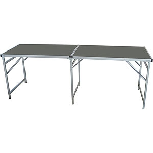 Стол складной Camping World Party Table Grey