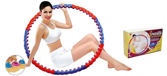 Массажный обруч S Passion Health Hoop 2.0 кг