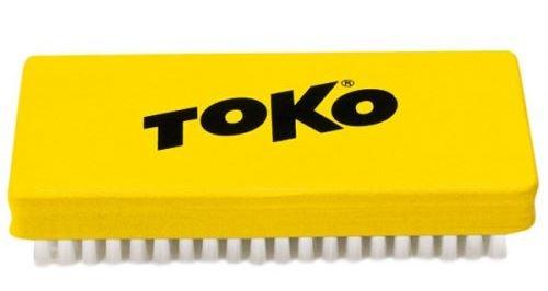 Щетка ручная TOKO нейлон