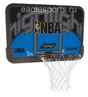 Баскетбольный щит Spalding NBA Highlight 44 Composite