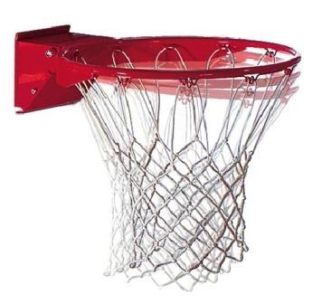 Кольцо баскетбольное Pro Image  красное