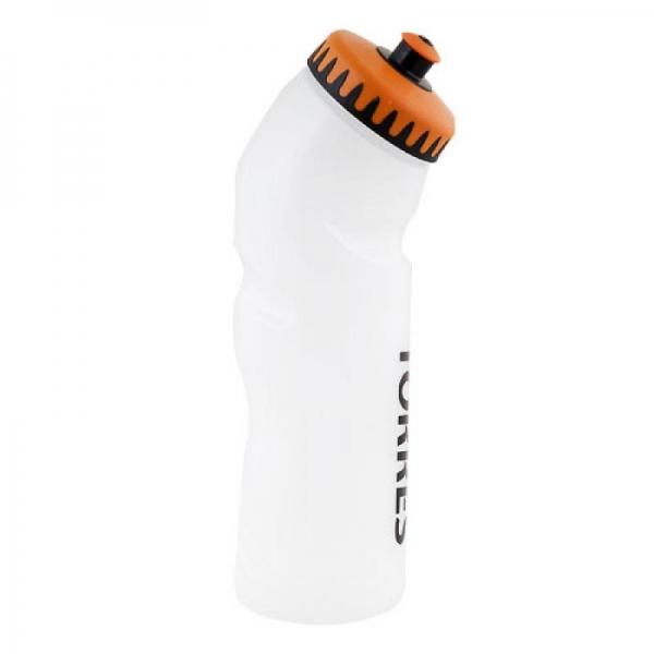 Бутылка для воды TORRES с оранжевой крышкой
